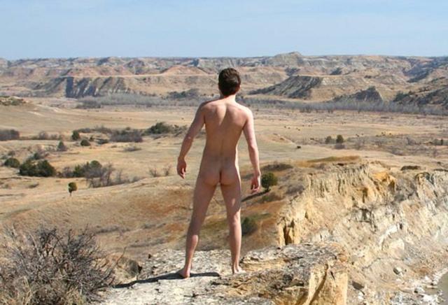 Nudità è libertà di testa